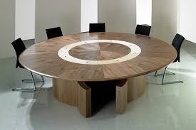 load more sizes for round office tables range