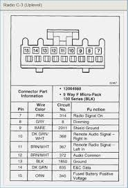 2004 chevy impala radio wiring diagram preclinical