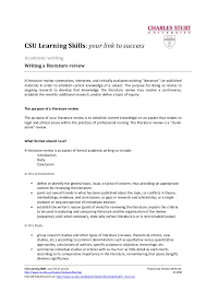 Telling a research story writing a literature review pdf     FC