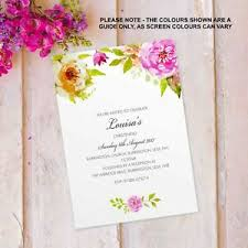 Details About Baby Naming Ceremony Day Invitations Boys Girls Invites Cards Personalised Flf10