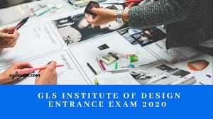 Interior Design Entrance Exam 2019 Gls Institute Of Design Entrance Exam 2020 Form Dat