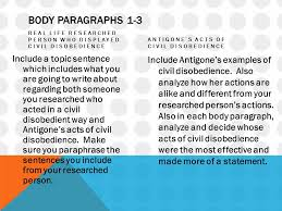 essays on civil disobedience civil disobedience paper ppt video  civil disobedience paper ppt video online body paragraphs 1 3 real life researched person who displayed