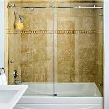 laa sliding shower door