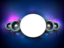 speakers background. colorful abstract speakers background. background p
