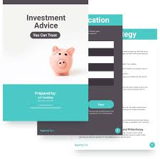 Investment Proposal Template Free Sample Proposify
