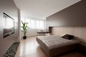 small modern bedroom photo - 1