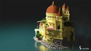 baitul ihsan place of good deeds is one of riley s first pc builds renders by kryiin and ijomeill