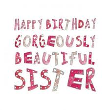 Beautiful Sister Birthday Quotes