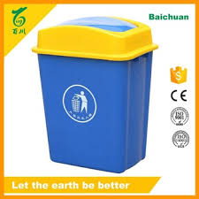 large trash can with lid. Modren Can 20 Liter Small Plastic Bulk Trash Can With Swing Lid For Household For Large With S