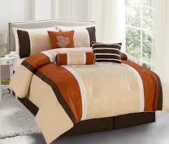 quilt bedding sets king size med art home design posters burnt orange
