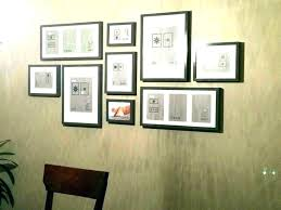 wall photo frames collage large multi photo frames collage picture size of gold piece frame pleasing wall photo frames collage