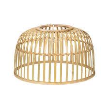 Bamboe Lampenkap Xl Mooie Xl Hanenmand Lamp Fabrikten Home Decoratie