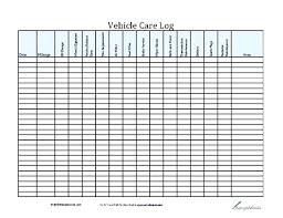 Vehicle Repair Log Designtruck Co