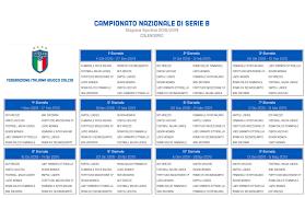 Ufficializzato il calendario della Serie B Femminile: il via ...