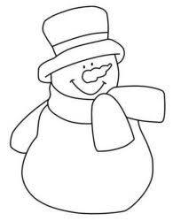 Snowman Quilt Patterns - Free Applique Patterns for Snowmen & Snowman Quilt Patterns Adamdwight.com