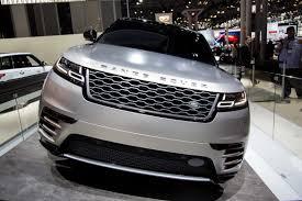 2018 land rover car. interesting land 2018 land rover range velar review photo gallery  news carscom with land rover car