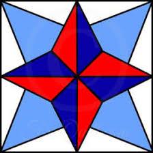 Blazing Star Quilt Block Patterns - For Quilts, Pillows, Wall Hangings & Blazing Star Quilt Block Pattern Adamdwight.com