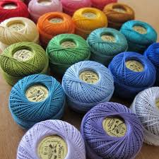 Finca Perle Cotton Color Chart The Ultimate Pearl Cotton Thread Collection Embroidery And
