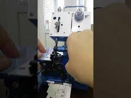Китайский <b>оверлок</b> обзор. Как заправить нитку в дешёвый ...