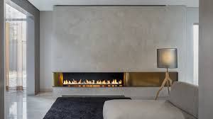 modern fireplaces antique copper