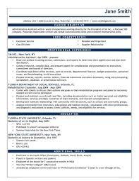 Resumes Objectives How to Write a Career Objective 100 Resume Objective Examples RG 60