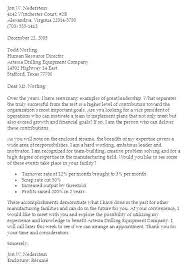 Effective Cover Letter Sample An Excellent Cover Letter An Effective ...