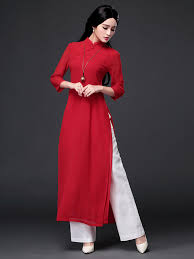 Image result for vietnamese dress