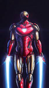 Iron Man 4K Wallpaper #4.2197