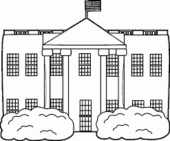 Small Picture Coloring Download The White House Coloring Page White House