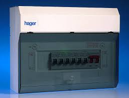 earth trips at the consumer unit diynot forums trip switch won't stay up at Hager Fuse Box Change Fuse