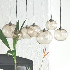 west elm glass orb chandelier progress lighting