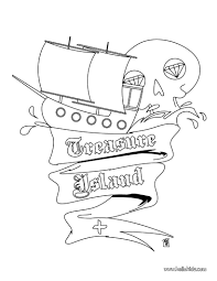 Small Picture Treasure island coloring pages Hellokidscom