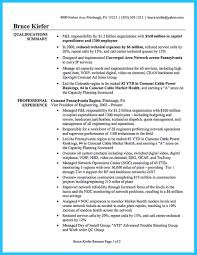 Pretty Cable Installer Resume Objective Gallery Entry Level
