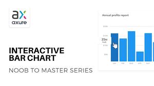 Axure Charts Interactive Bar Charts Tutorial Axure Rp Noob To Master