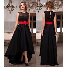 Designer Gown In Black Colour New Black Color Muslin Highlow Stitched Gown Black