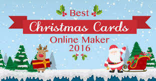 christmas postcard maker best christmas cards online maker 2016 amolink