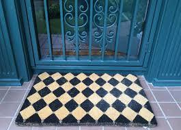 large front door matsLarge Front Door Mats Exteriors  Shutthefrontdoor Coir Mat In