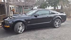 Rob Schoo's 2008 Ford Mustang on Wheelwell