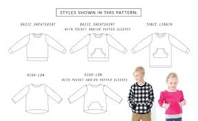 Sweatshirt Pattern Best The Everyday Sweatshirt Pattern Is HERE MADE EVERYDAY