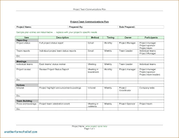 Sample Monthly Progress Report Template Simple Project Closure