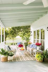 the porch furniture. Colorful Front Porch The Furniture R