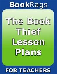 teaching the book thief by marcus zusak i like the idea of having  the book thief lesson plans by bookrags com 8 93 287 pages
