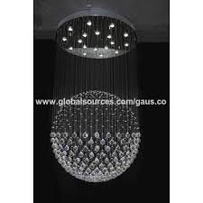 china 2018 most popular lighting modern crystal chandelier for living room and hotel