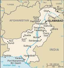 Physical map of pakistan showing major cities, terrain, national parks, rivers, and surrounding countries with international borders and outline maps. Map Of Pakistan Pakistan Map India Pakistan Border Pakistan Travel