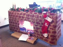 christmas office decorations ideas. Pleasing 17 Best Images About Cubicle Christmas Office Decorating Contest Home Decorationing Ideas Aceitepimientacom Decorations