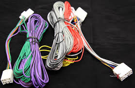 recurve ezq add amps to your stock toyota tundra stereo (head unit) 2015 toyota tundra trailer wiring harness recurve ezq wire harness system toyota tundra