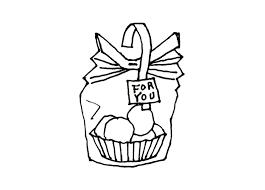 透明袋でかわいく見せるバレンタインの簡単ラッピングオレンジページ