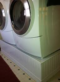 washer and dryer stands. Picture Of Washer/Dryer Platform Washer And Dryer Stands