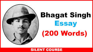 essay on bhagat singh in english best essay in words  essay on bhagat singh in english best essay in 200 words
