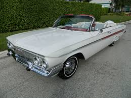 1961 Chevrolet Impala 348 For Sale